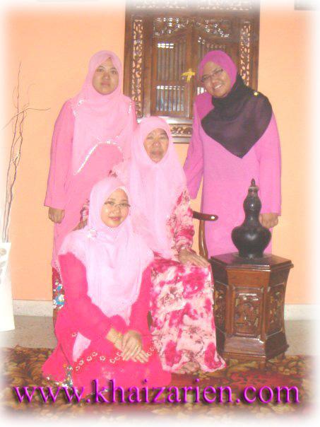 Family Khaizarien
