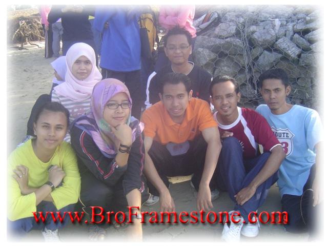 BroFramestone beriadah