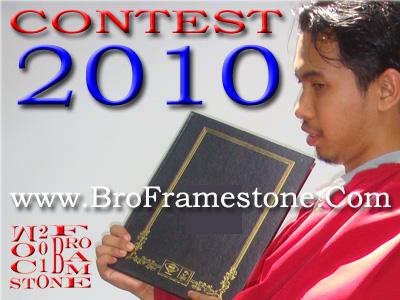 contest BroFramestone