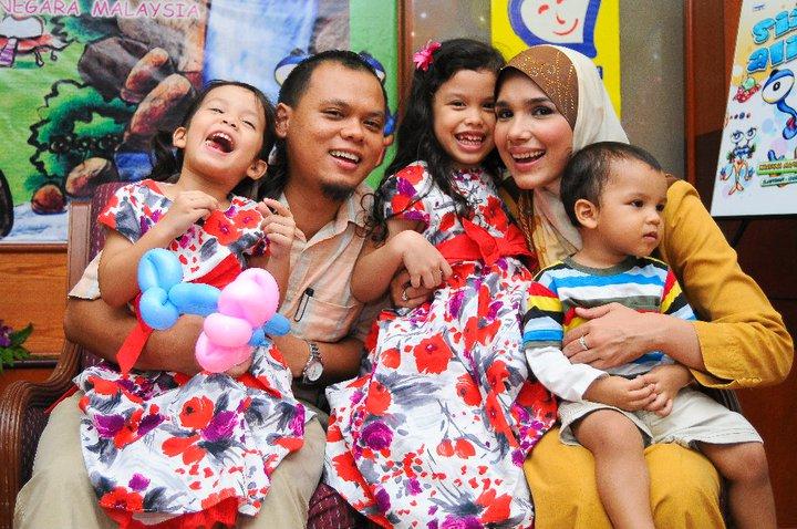 Keluarga Wardina Safiyyah Fadlullah