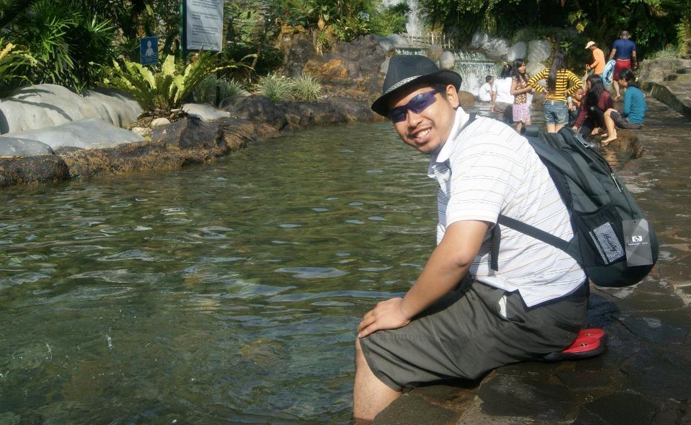 Kolam Air Panas Cimanggu