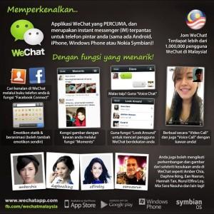Fungsi Menarik WeChat