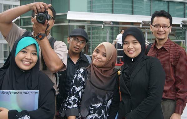 Rakan Blogger Petronas KLCC