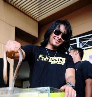 Gambit tersingkir fear factor selebriti Malaysia