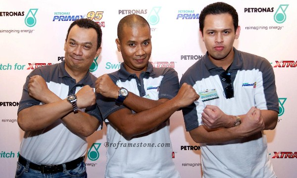 Juara Switch for XTRA Road Challenge