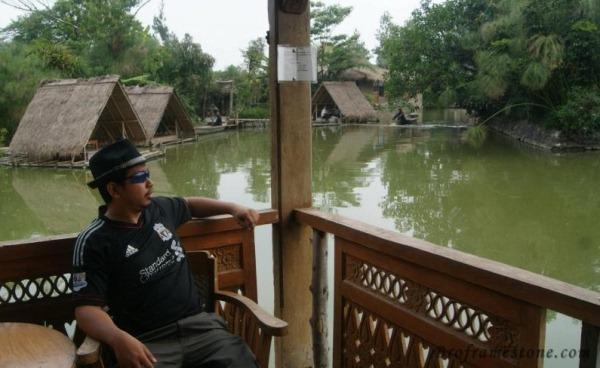 Tasik kampung lidi bandung indonesia