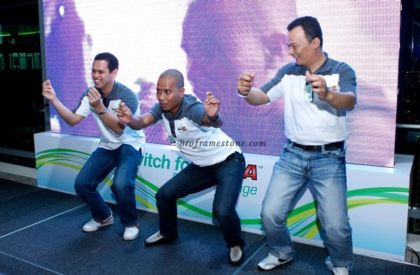 Team Faizal FBI Switch for XTRA Road Challenge