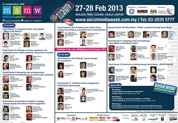 msmw2013 malaysia social media week