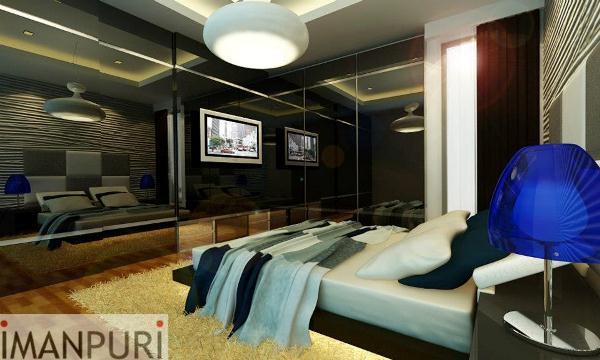 ruang kamar tidur imanpuri