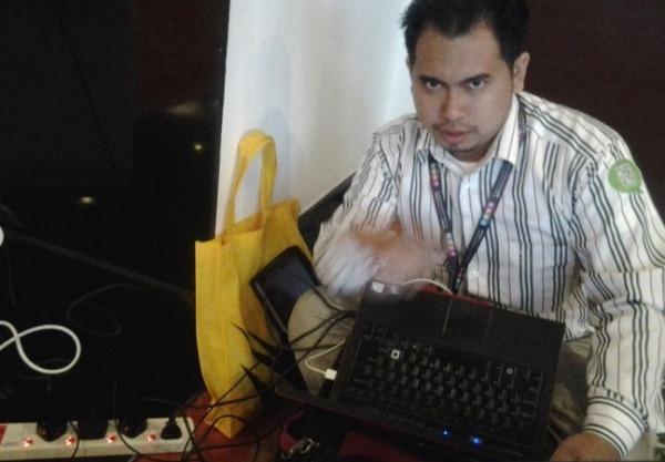 Gadget rasmi fulltime blogger broframstone-extension