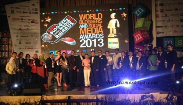 Winners Malaysia Social Media Week 2013 Awards