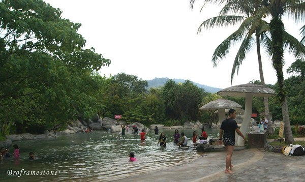 Hot Spring Sungkai
