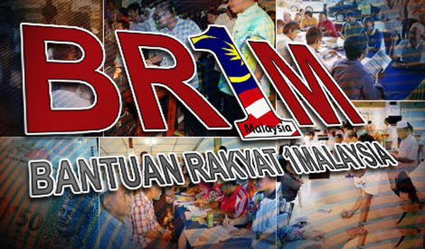 Bantuan Rakyat 1Malaysia - BR1M