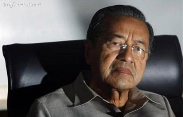 Mantan Perdana Menteri Dr Mahathir Mohamad
