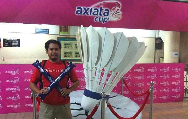 Penyokong Axiata Cup 2013