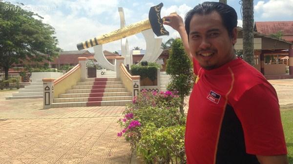 Dataran Keris Alor Gajah, Melaka