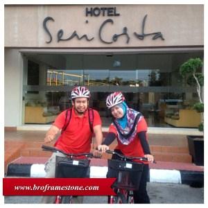 Berbasikal Hotel Seri Costa Melaka