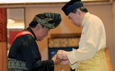 Tan Sri Abdul Khalid Ibrahim MB Selangor