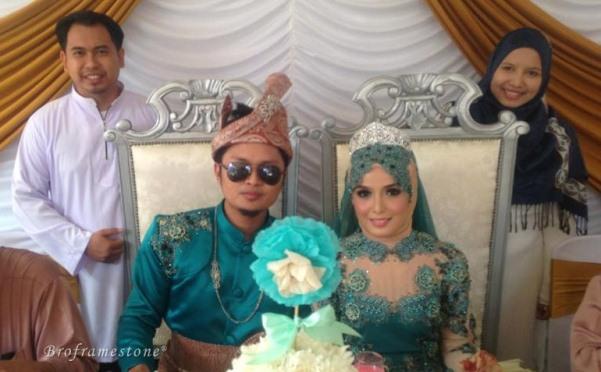 perkahwinan Lynda Roslan Aizul