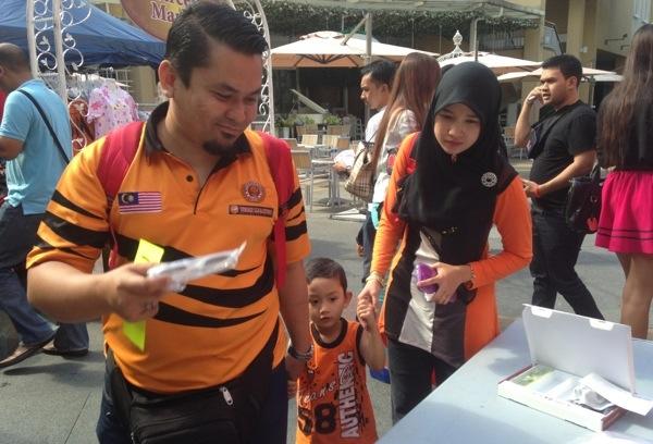 Blogger Shakiddo dan Keluarga
