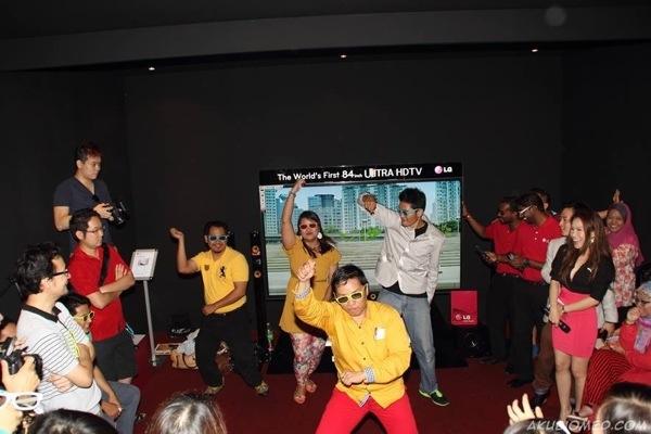 LG Feista Gangnam Style