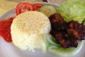 Nasi Ayam Masakan Isteri