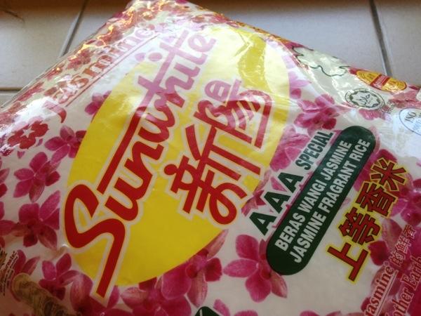 beras wangi Jasmine Sunwhite AAA Special