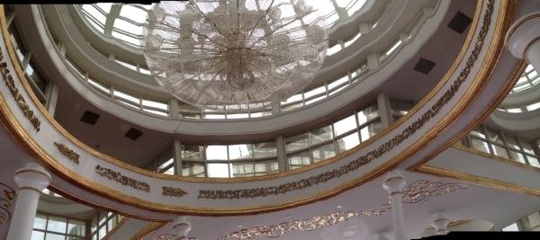 Kubah Masjid Kristal