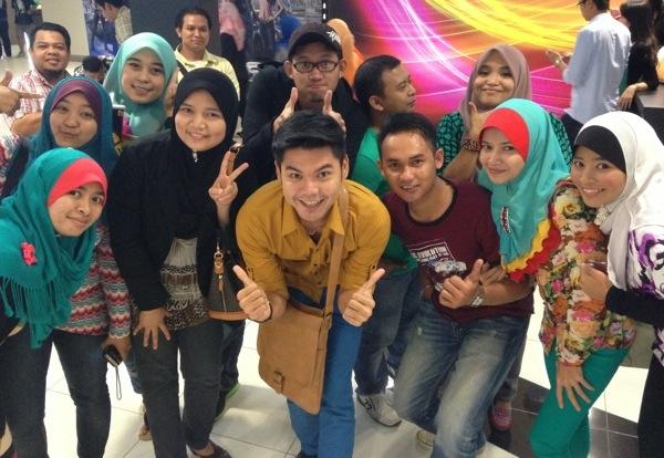 Fast And Furious 6 Dengan Blogger Dan Aman Nassim