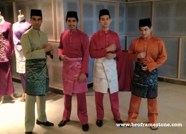Lelaki Berbaju Melayu