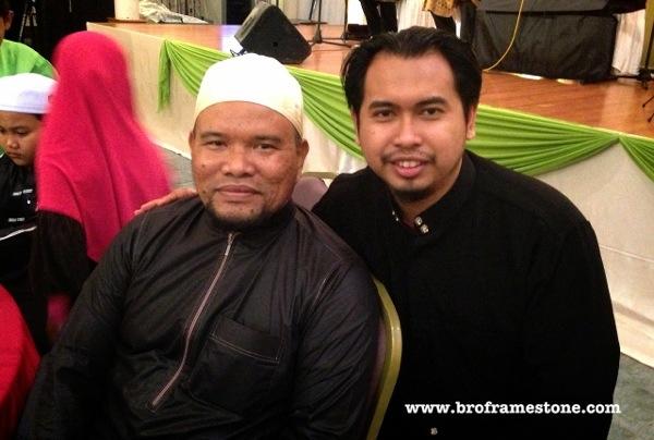 majlis Iftar anjuran Denaihati Network di Singgahsana Hotel, Petaling Jaya