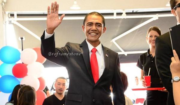 Barrack Obama Malaysia