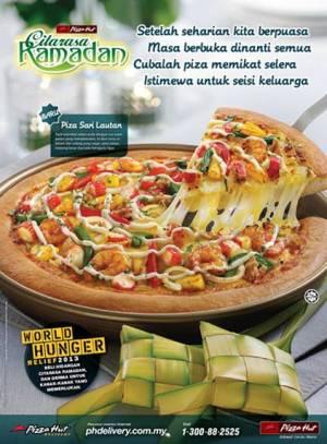 Citarasa Ramadhan - Piza Sari Lautan
