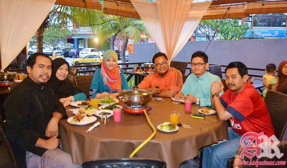 Iftar Bersama Blogger Di Restoran Tupai Tupai Shah Alam