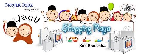 Projek Iqra Shopping Raya 2013
