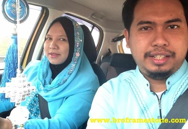 Beraya Dengan Isteri