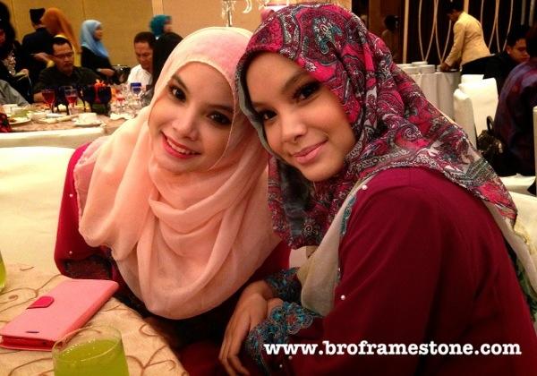 Iena Mansor & Ida Mansor