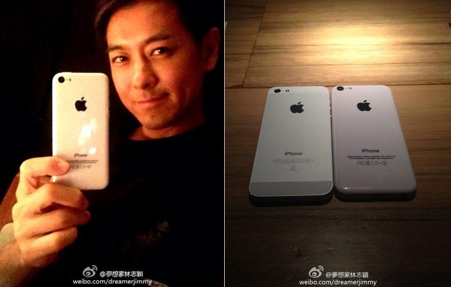 Jimmy Lin - iPhone 5C