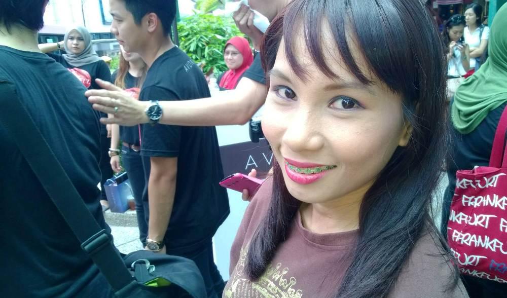 Ayue Jer After Make-Up Avon Malaysia