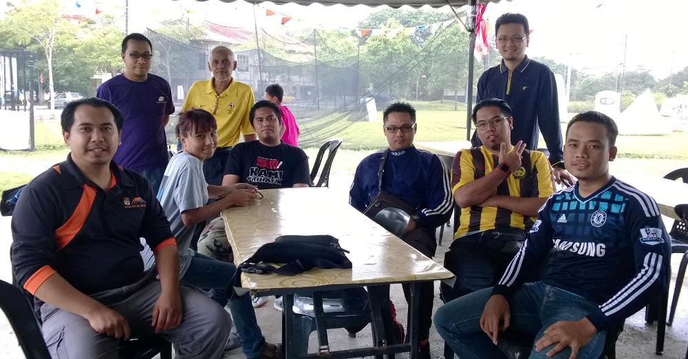 Blogger Hujung Minggu Paintball