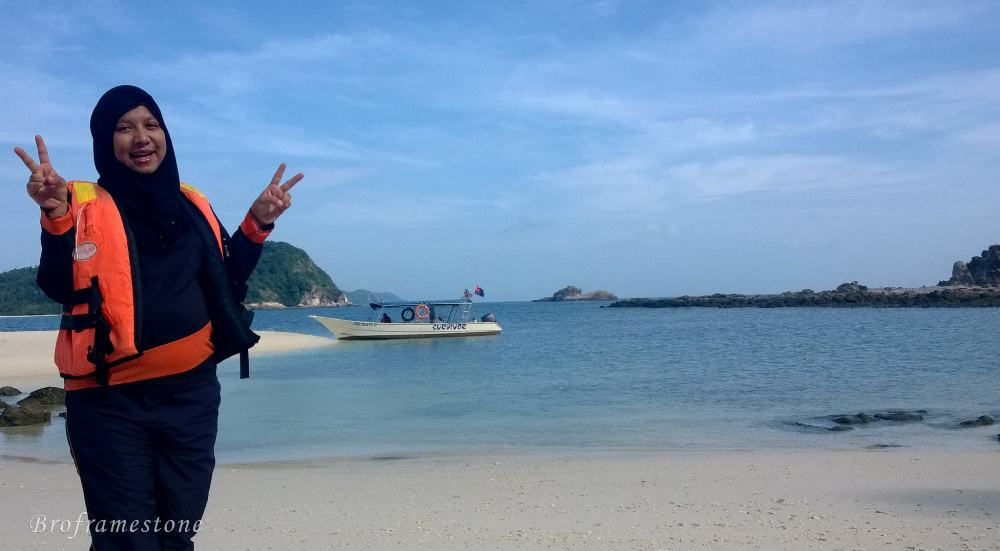 Iera Kan Pantai Pulau Sibu