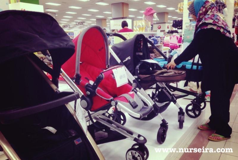 Pemilihan Baby Stroller