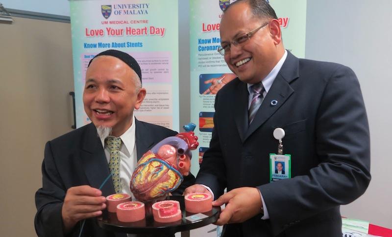 Prof Dr Wan Azman bin Wan Ahmad, Ketua unit Kardiologi PPUM