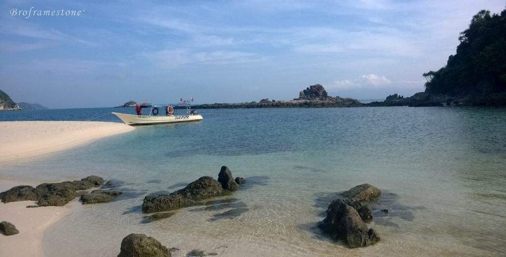 Pulau Sibu Kukus - Snorkeling