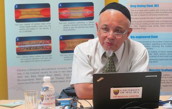 Survey Announcement by Prof Wan Azman