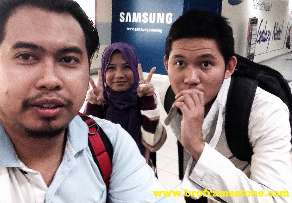 Blogger Sabah Uzu - Emas Putih