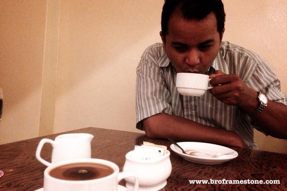 Blogger Coffee Talk - Azman Isma