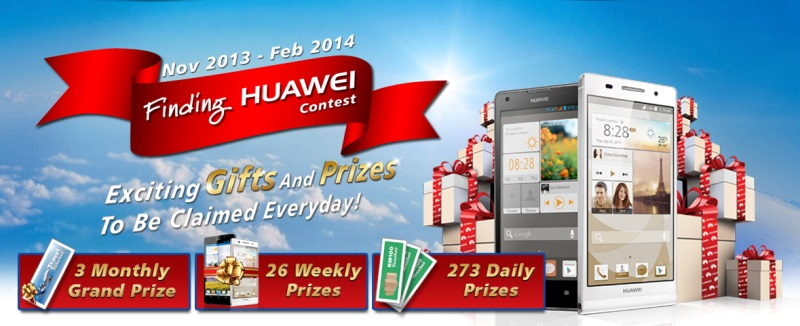 Contest Huawei