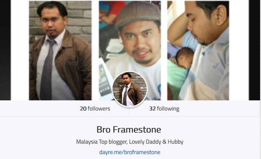 Dayre.me Bro Framestone