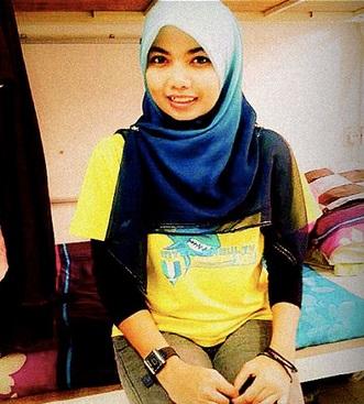 Fatihah Hakema - Pelajar Universiti Malaysia Pahang